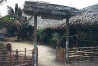 Our home in Canoa